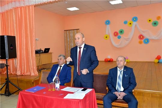 Сегодня собрания граждан проведены на территориях 3 сельских поселений