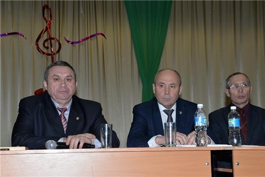 Рудольф Селиванов принял участие на собраниях граждан с.Н.Шигали и с.Туруново