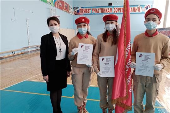 Районные соревнования по военно-прикладному троеборью