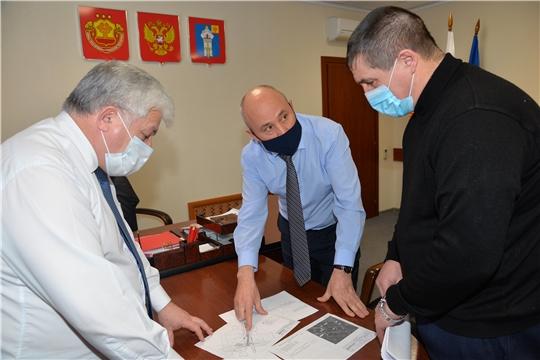 Рабочая встреча с депутатом районного Собрания депутатов