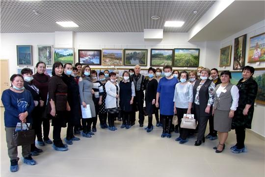 Заседание Совета Батыревской районной организации профсоюза работников народного образования и науки РФ