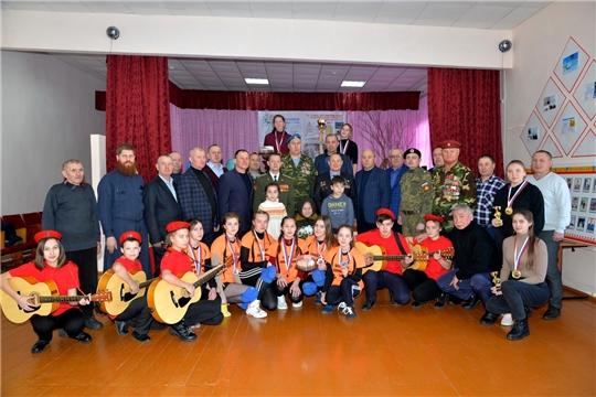 В рамках празднования Дня защитника Отечества в районе проводятся соревнования по различным видам спорта