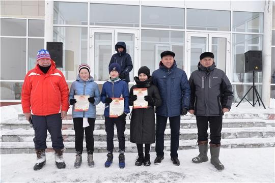 Турнир по лыжным гонкам на призы С.Г.Сафьянова
