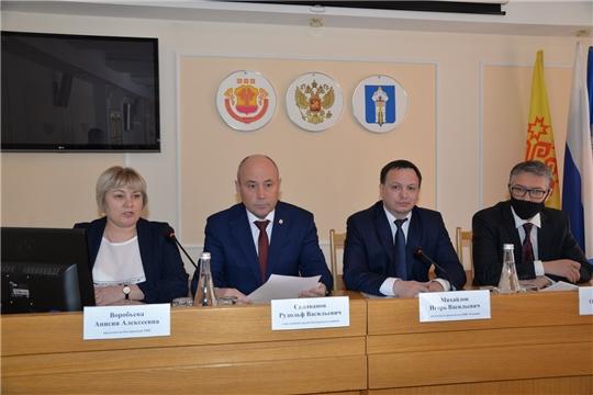 Обучающий семинар с председателями участковых избирательных комиссий