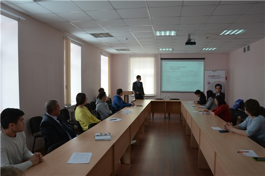 Круглый стол, посвященный развитию социального предпринимательства
