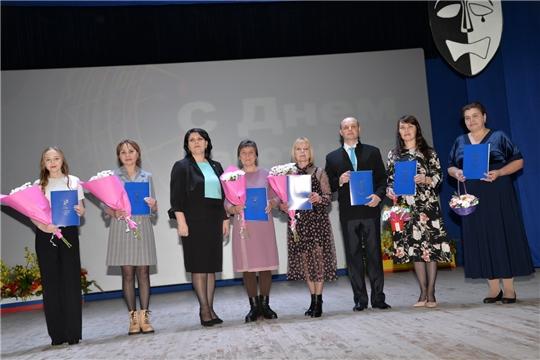 В Батыревском районе проведено торжественное мероприятие, посвященное Дню работника культуры