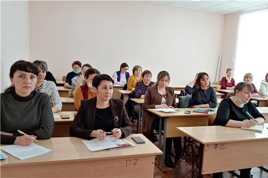 Семинар заместителей директоров по воспитательной работе и старших вожатых школ
