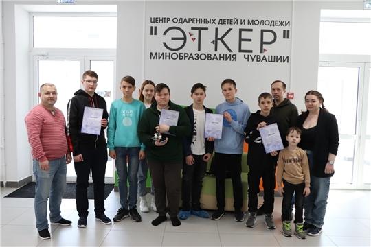 Команда «Батыревцы» -призер регионального этапа олимпиады ПФО по направлению «Робототехника»