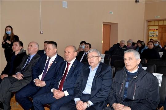 В Батыревском районе состоялась презентация фильма, посвященного памяти выдающемуся государственному деятелю Л.П.Куракову