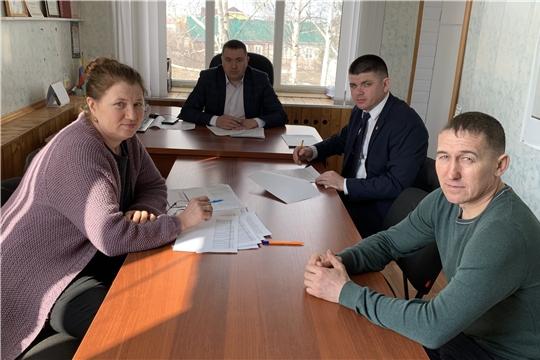 Продолжается работа межведомственной комиссии по вопросам повышения доходов консолидированного бюджета Батыревского района