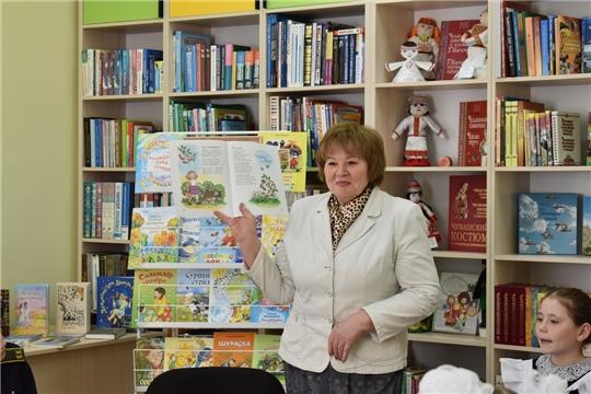 Встреча с землячкой, детской писательницей  Воробьевой Раисой Васильевной
