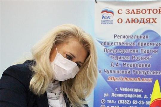 Алла Салаева будет участвовать в предварительном голосовании «Единой России».