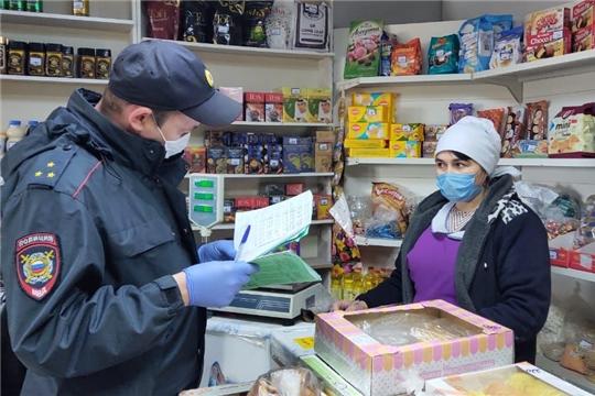 Рейды по проверке соблюдения мер профилактики коронавируса продолжаются