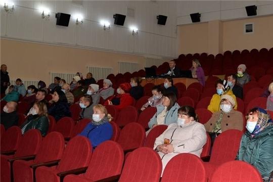 В культурно-досуговом центре села Батырево проведено тематическое мероприятие