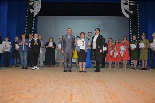 VII районный фестиваль песен и танцев из российских и советских кинофильмов «Машина времени»
