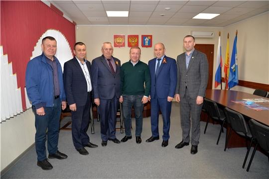 Рабочая встреча глав муниципальных образований соседних регионов