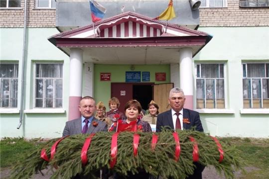 В Алманчиковском сельском поселении прошло праздничное мероприятие, посвящённое Дню Победы