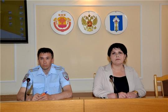 Очередное заседание антитеррористической комиссии района