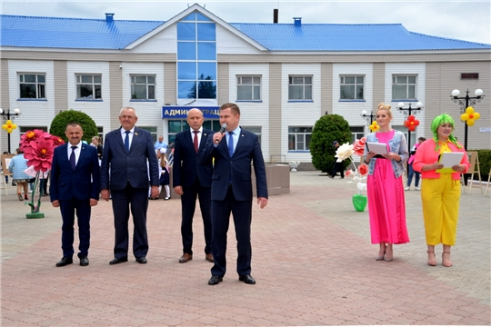 Рабочая поездка министра здравоохранения республики в Батыревский район