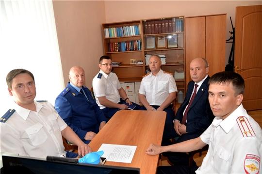 Представлен новый прокурор Батыревского района