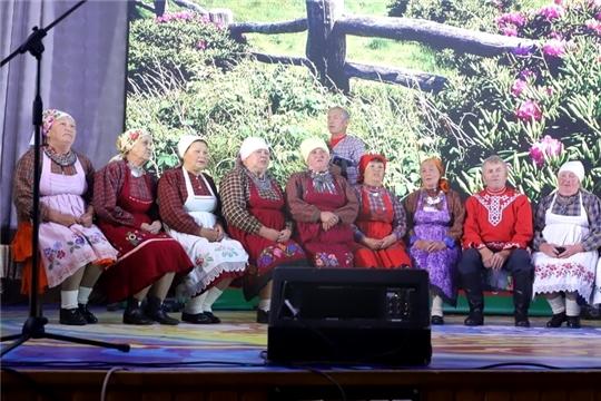 Коллективы района - лауреаты Международного фестиваля «Урмай-Залида»