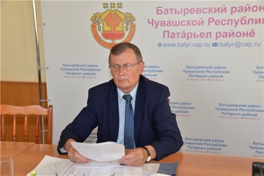 Член Общественного совета при Главе Чувашской Республики Анатолий Самакин провел прием граждан по личным вопросам