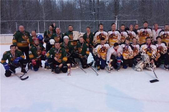 Рождественский турнир по хоккею среди мужских команд