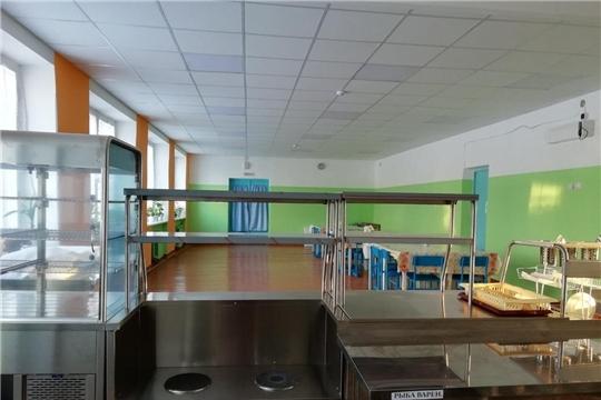 Проведена проверка пищеблоков школ