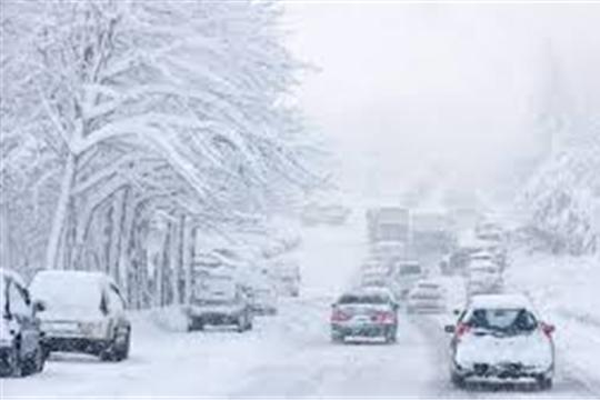 Неблагоприятные погодные условия