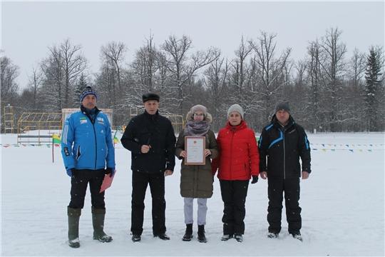 Кубок Чебоксарского района по лыжным гонкам - спринт