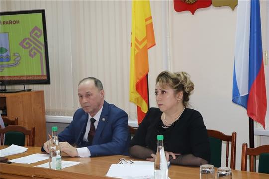 Очередное совещание руководителей образовательных учреждений Чебоксарского района