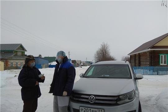 Пациенты Чебоксарской районной больницы получают лекарства бесплатно