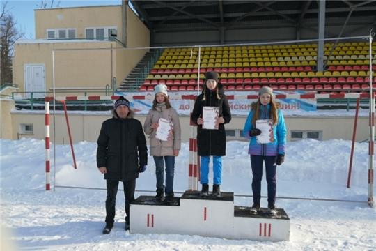 Всероссийские соревнования по конькобежному спорту «Лед Надежды» в Чебоксарском районе
