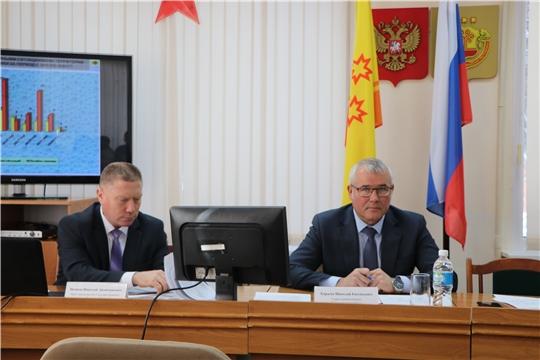 Итоговое заседание районной комиссии по предупреждению и ликвидации чрезвычайных ситуацийи обеспечению пожарной безопасности