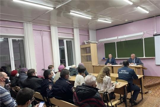 В Лапсарском сельском поселении состоялось отчетное собрание по итогам работы поселения за 2020 год и освещение задач на 2021 год.