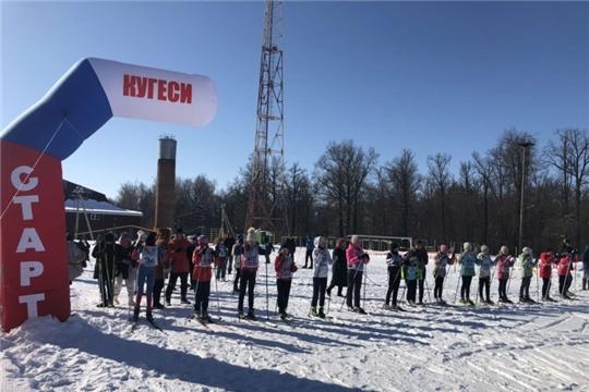 Районные соревнования по лыжным гонкам памяти воинов-интернационалистов – участников локальных конфликтов