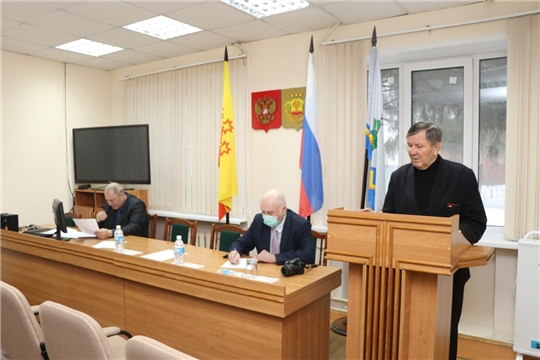 Ветераны агропромышленного комплекса Чебоксарского района провели совещание совета ветеранов АПК