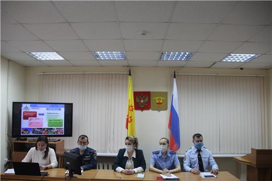 Заседание межведомственной комиссии по организации отдыха детей, их оздоровления и занятости в 2021 году.