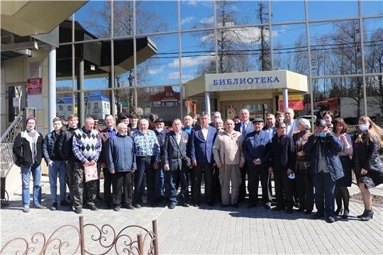 «Чернобыль-катастрофа века»: День памяти погибших в радиационных авариях и катастрофах в Центральной библиотеке