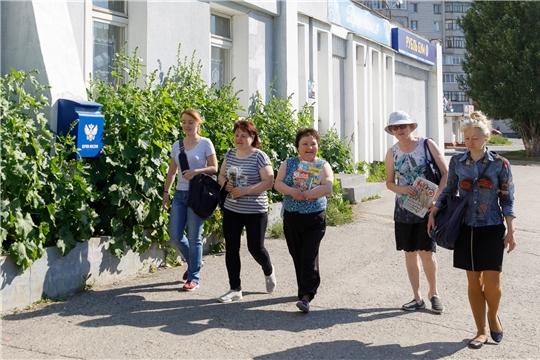 Около 50 тысяч изданий выписали жители Чувашии в период апрельских скидок от Почты России