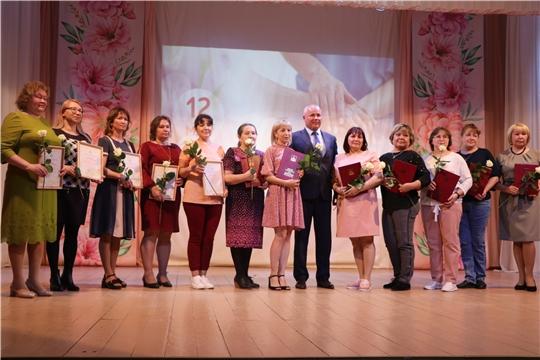 В ДК Чебоксарского района прошло празднование Международного дня медицинской сестры