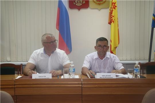 Прошли публичные слушания  по годовому отчету по исполнению бюджета Чебоксарского района за 2020 год