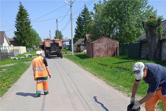 В Чебоксарском районе продолжается претензионная работа с подрядными организациями