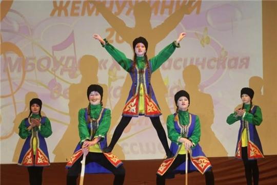В Хыркасинской ДШИ прошёл фестиваль-конкурс детского творчества «Жемчужинки-2021»