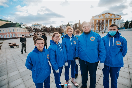 Поздравление руководства города Чебоксары с днем российского студенчества