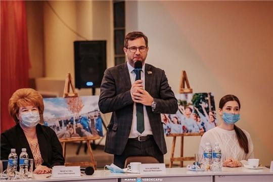 Николай Владимиров поздравил молодежь с Днем российского студенчества