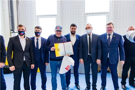 В Чебоксарах состоялось первенство и чемпионат Чувашии по смешанному боевому единоборству (ММА)