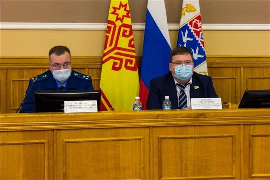 Состоялось совещание по вопросам противодействия коррупции
