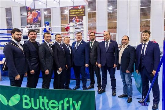 Состоялся чемпионат и первенство Чувашской Республики по боксу
