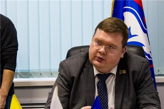 Олег Кортунов провел прием граждан по личным вопросам